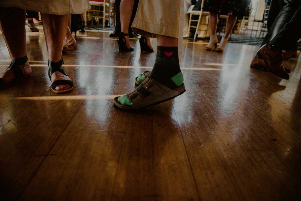 wedding reception dance floor funny scenes